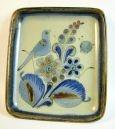 El Palomar Tonala Mexico Folk Art Pottery..I want these as my dishes!