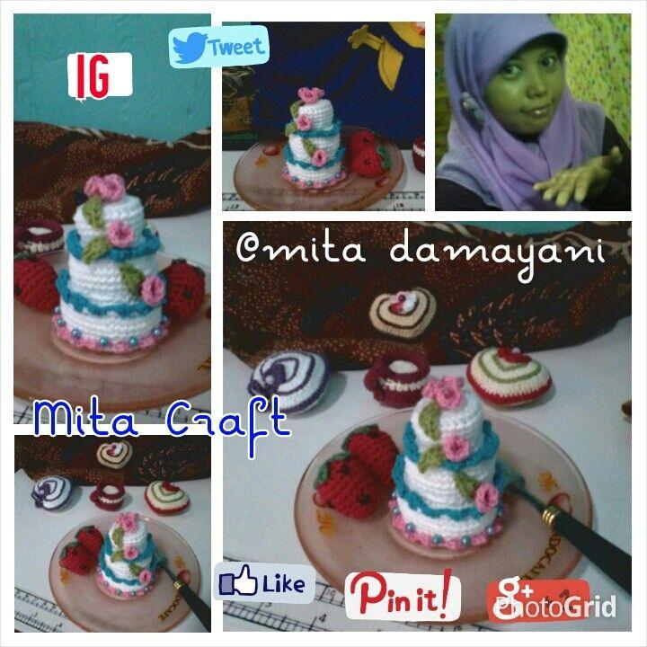 Some cake & me