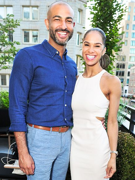 Misty Copeland Marries Longtime Boyfriend Olu Evans http://www.people.com/article/misty-copeland-married-olu-evans