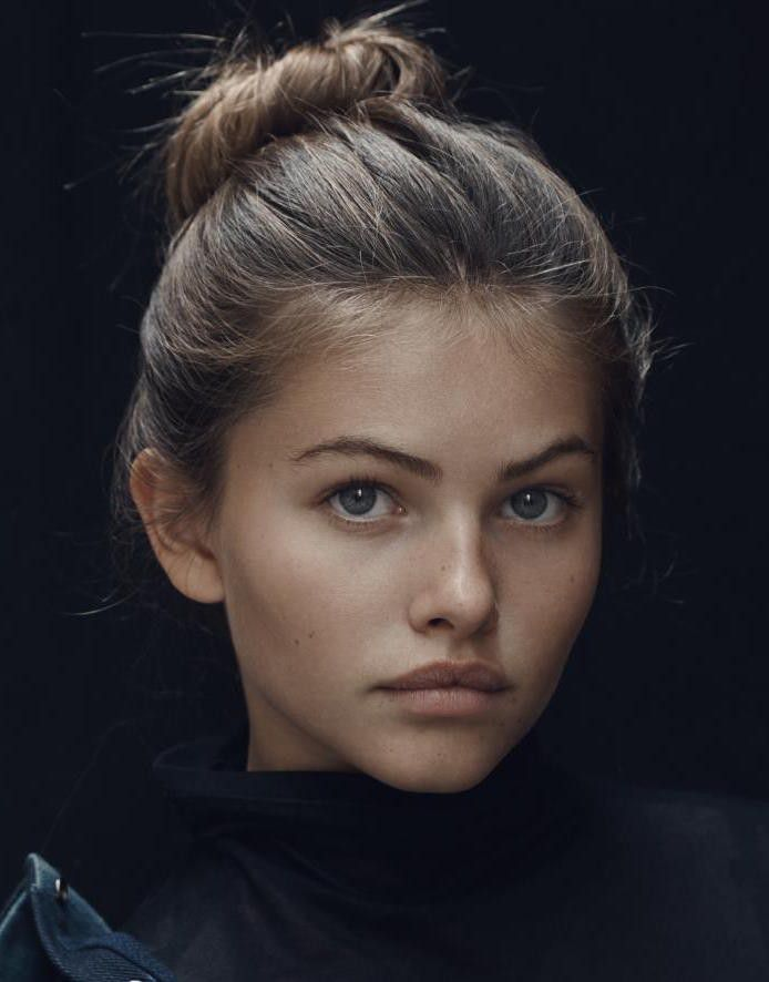 THYLANE BLONDEAU THE MOST BEAUTIFUL IN THE WORLD - LE DONNE PIU' BELLE DEL MONDO