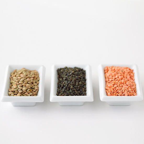 Plus, get our favorite lentil recipes and tips for storing dried lentils.