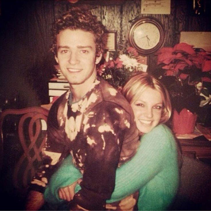 britney spears and justin timberlake young - Google Search