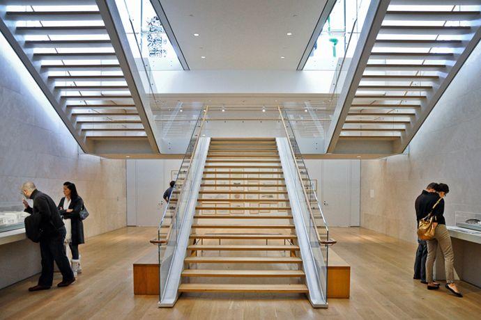 Nasher Sculpture Center Renzo Piano Building Workshop