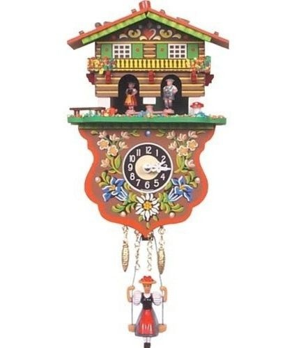Boy and Girl Weather House Cuckoo Clock - $ 53.44 at Walmart -   It's hard to beat the classic cuckoo clock & what a fun addition to a nursery. Just make sure it's not set to go off every hour — or you'll have a naptime nightmare!