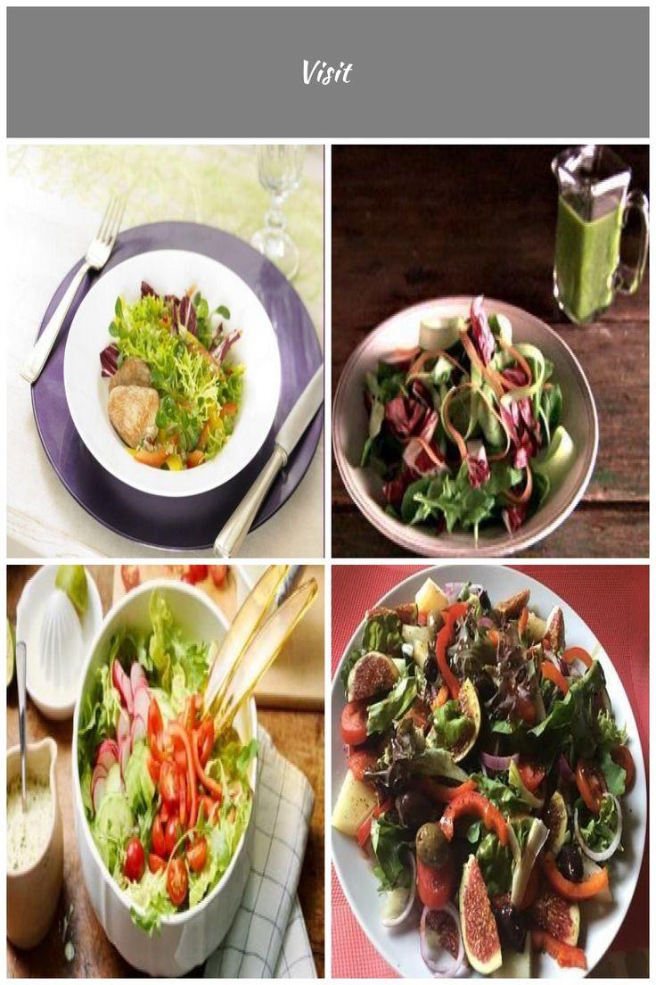 Gemischter Salat mit Hühnerbrust – Dr. oetker Spicy  – Best Salat – #gemischter… – birthday-cake