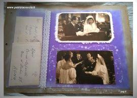 #Album  #di  #famiglia #Eumene & #Clara realizzato a mano con la tecnica dello #scrapbooking - PAG 8