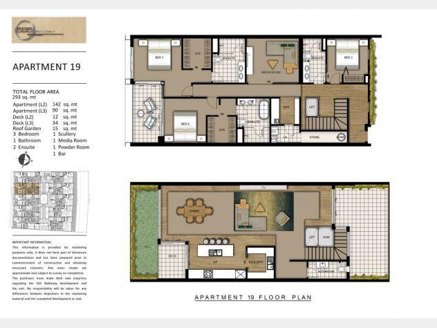 Captivating Luxury Penthouse Living