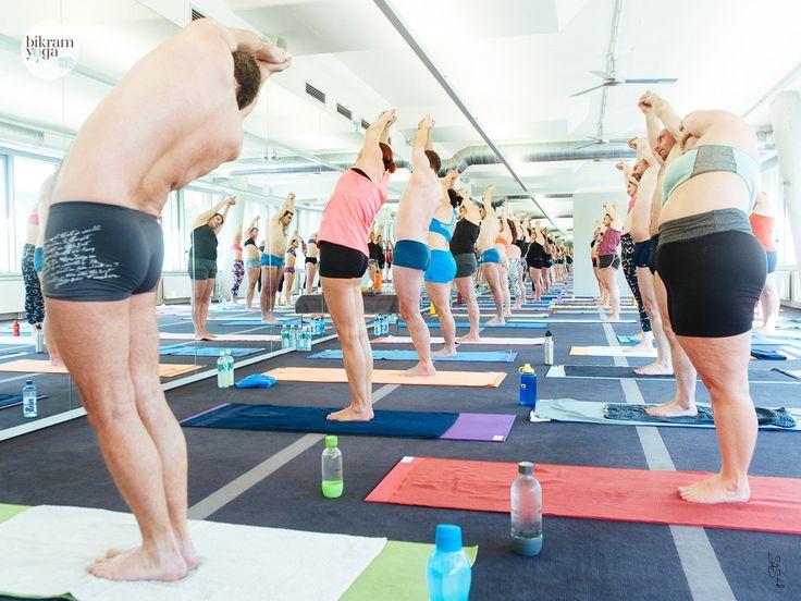 """""""Don't change the yoga, let the yoga change you!"""" - Srdjan und Claudia von Bikram Yoga Wien Süd im Interview. Auf meinem Weg zurück zur Fitness habe ich mich nicht nur wieder..."""