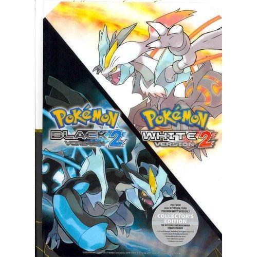 Pokemon Black Version 2 & Pokemon White Version 2 Collector's Edition : The Official Pokemon Strategy Guide