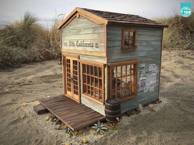 2nd Place Winner: Alta California Print Shop by Gina Zetts