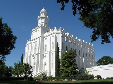 St, George Utah Temple... The sealing of my dearest friend and her family  will always be such a special memory..