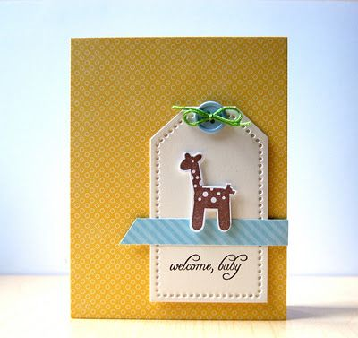 http://mypapersecret.blogspot.comColors Trends, Crafts Ideas, Baby Tags, Baby Cards, Embellishments Challenges, Colors Schemes, Crafts Time, Welcome Baby, Paper Secret