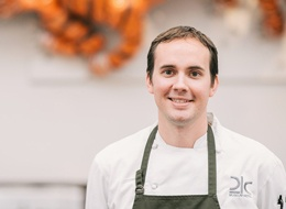 Arkansas native executive chef Matthew McClure