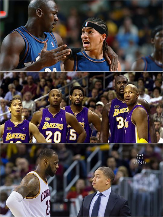 a014b1d23443 Tyronn Lue has been with some All-Time great stars throughout his whole  career.