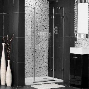 Small Bathroom Remodel, Black