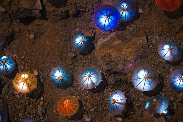 1 | Luzinterruptus Creates Stunning Light Installations To Call Attention To Urban Decay | Co.Exist: World changing ideas and innovation