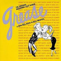 Grease (musical) - Wikipedia, the free encyclopedia  Successful Musical of 1972
