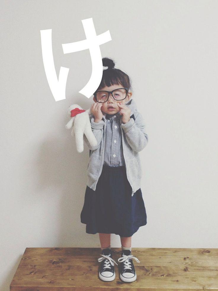 this photo series by a dad is adorable! // CONVERSE的スニーカー使用keemiiiii的搭配│今日は写真は撮らないよーと言ったのに、...