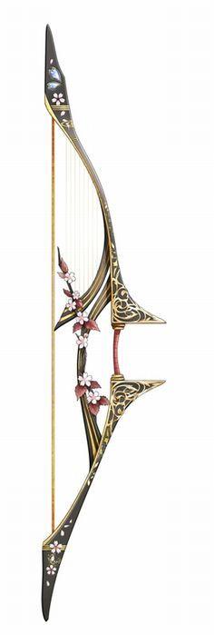 Shining Resonance bow 弓 ファンタジー 武器 weapon