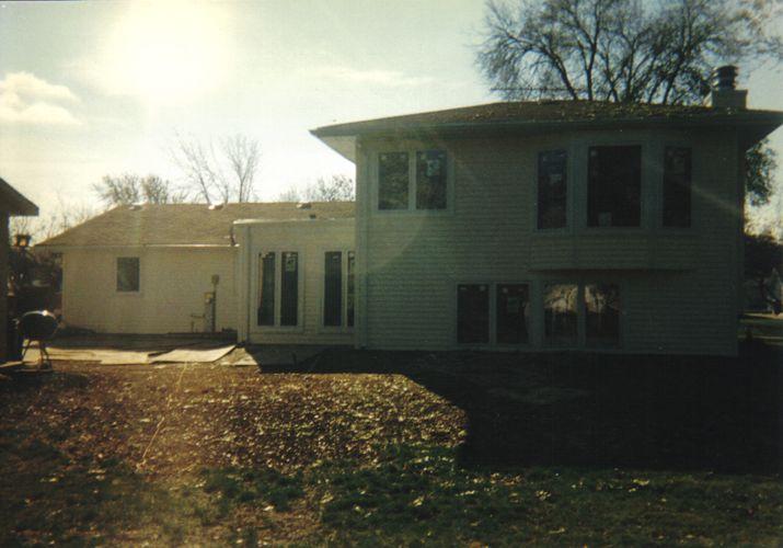 19 best ranch style homes images on pinterest exterior for Split foyer modular homes