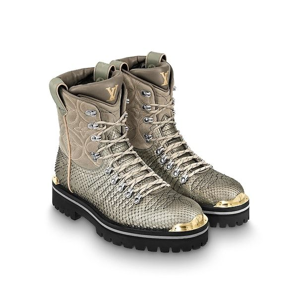 SHOES BOOTS LV Outland ankle boot