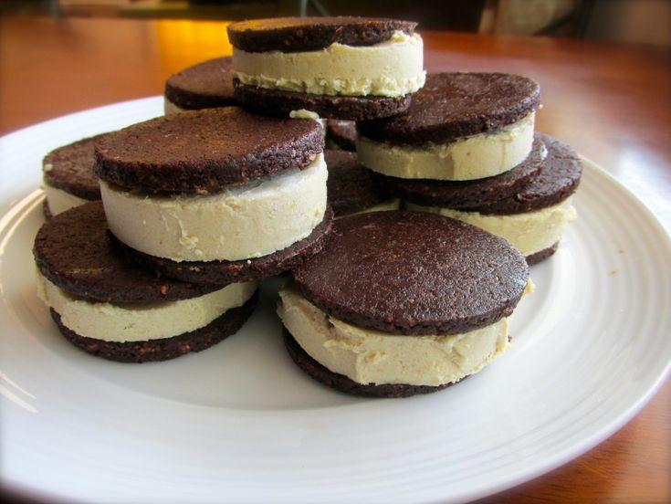 Day 3 Raw Food Challenge+ Raw Vegan Ice Cream Sandwich Recipe