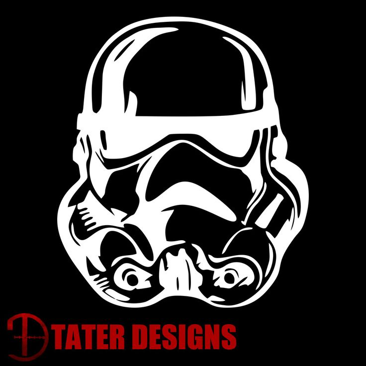 Trooper decal