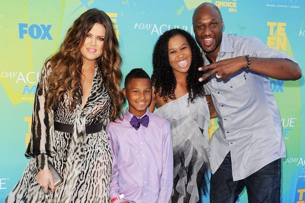 """Lamar Odom's ex-Los Angeles Lakers teammate Metta World Peace has spoken out against the Kardashian family for keeping too close an eye on the former """"Khloe & Lamar"""" star as he recovers from a health crisis that has attracted national media attention.  World Peace, who returned to the Lakers in September"""