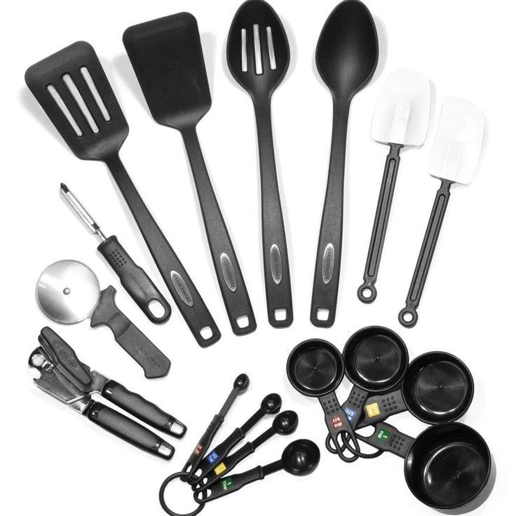 Full Set Of Kitchen Utensils