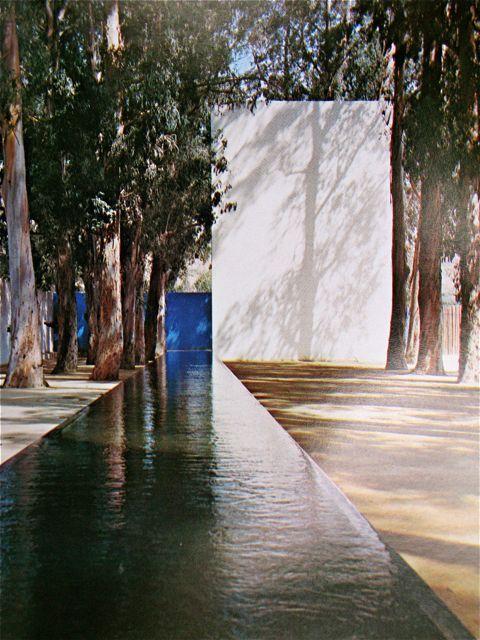 17 best images about architekt luis barragan on for Jardin 17 luis barragan