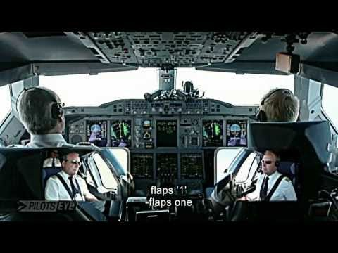 ▶ Landing SFO San Francisco Airport OnBoard Airbus A380-800 - YouTube