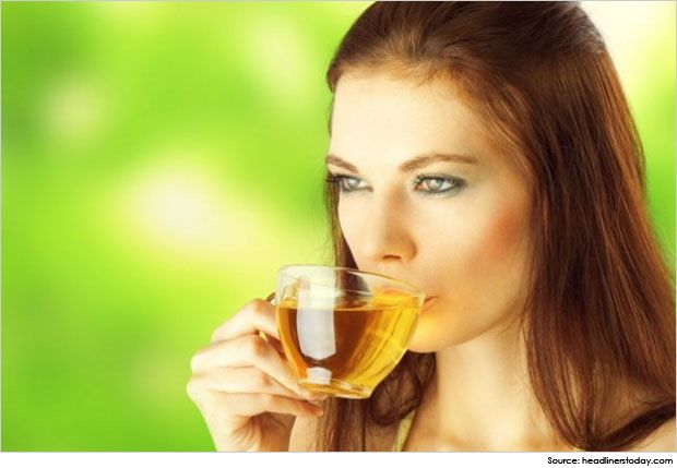 green tea benefits for glowing skin