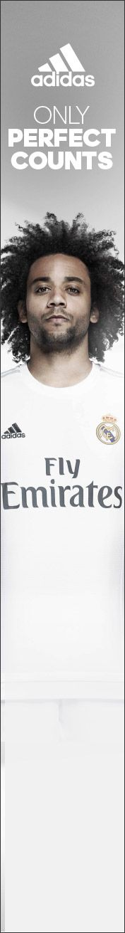 Real Madrid Home Sock 2015/16