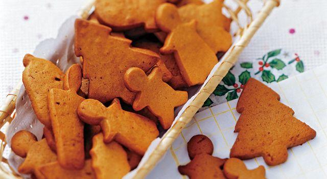 ジンジャークッキーレシピ   ボブとアンジー
