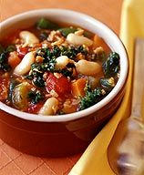 WeightWatchers.com.au: Weight Watchers recipe - Hearty Tuscan vegetable soup