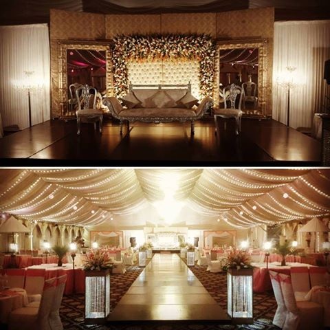 12 Best Pakistani Wedding Stage Decoration Images On