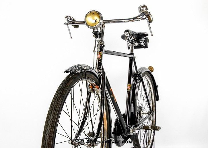 "Umberto Dei ""A3 Lusso"" Classic Bicycle 1940 