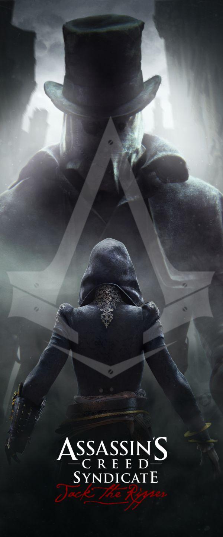 Assassin's Creed: Syndicate - Jack The Ripper by KindratBlack.deviantart.com on @DeviantArt