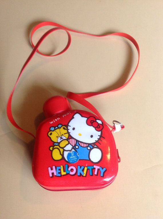 Vintage Sanrio Hello Kitty Canteen by LaMeowVintage on Etsy