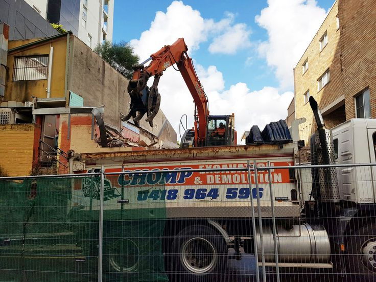 With our house demolition Sydney services, we aim is to demolish homes as quickly as possible, we ensure no other structures are affected or damaged in any way, shape or form.