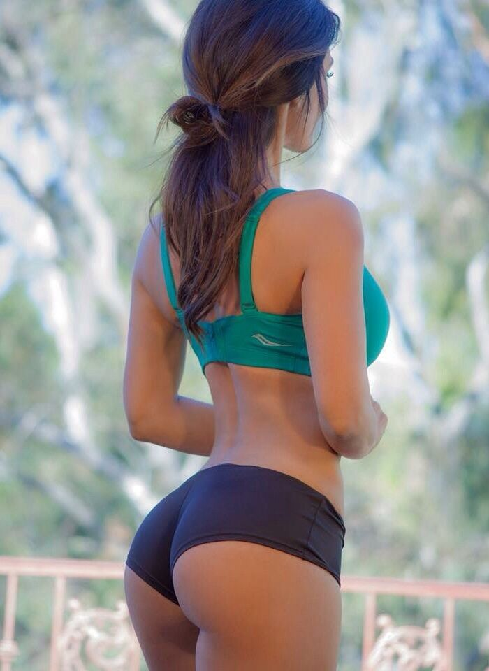 GRAVITY-DEFYING PERFECT 10 BUTT of #Fitness model sensation Denise Milani : if you LOVE Health, Workout Inspiration & Body Goals - you'll LOVE the #Motivational designs at CageCult Fashion: http://cagecult.com/mma