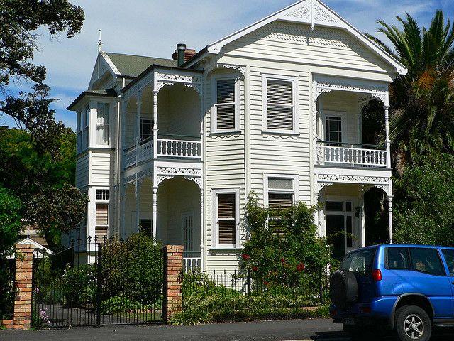 Villa in Devonport, North Shore City, Auckland, New Zealand