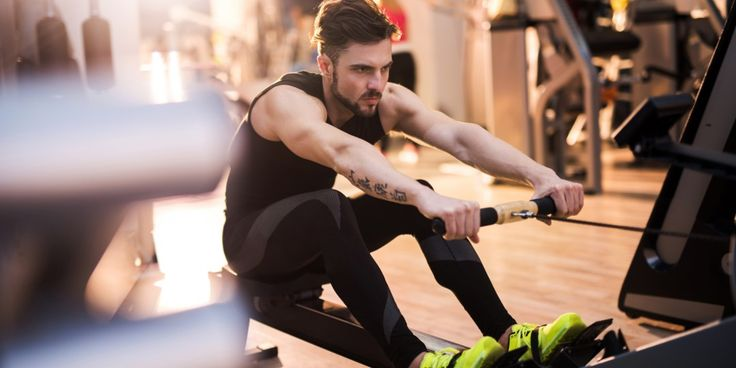 If you just got out of a serious relationship, make the gym your only rebound: your body (and your future girlfriend) will thank you.