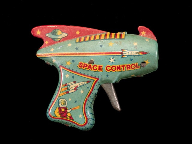 Image result for sci fi ray gun