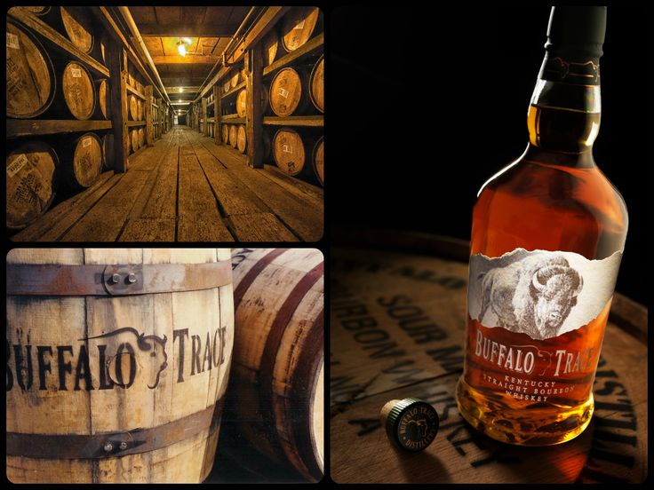 Buffalo Trace house bourbon http://firebrandbar.co.uk/?p=2464