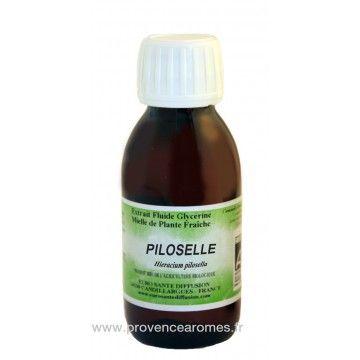 PILOSELLE BIO Extrait fluide Glycériné miellé Phytofrance Euro Santé Diffusion