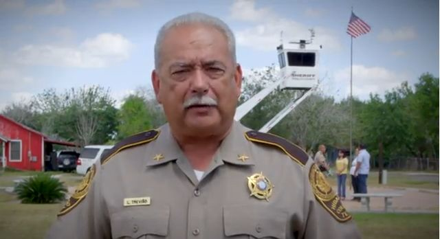 Texas sheriff suspicious of immigration enforcement 'surge'  Local border law enforcement has been left out of the CIR discussions. What's the logic in that?