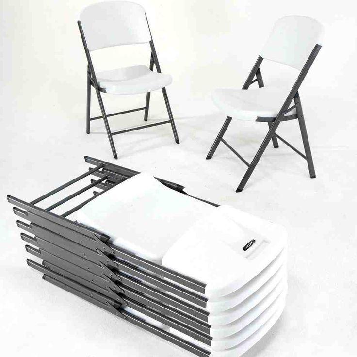 lifetime white folding chairs