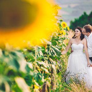 pomysł na plener ślubny