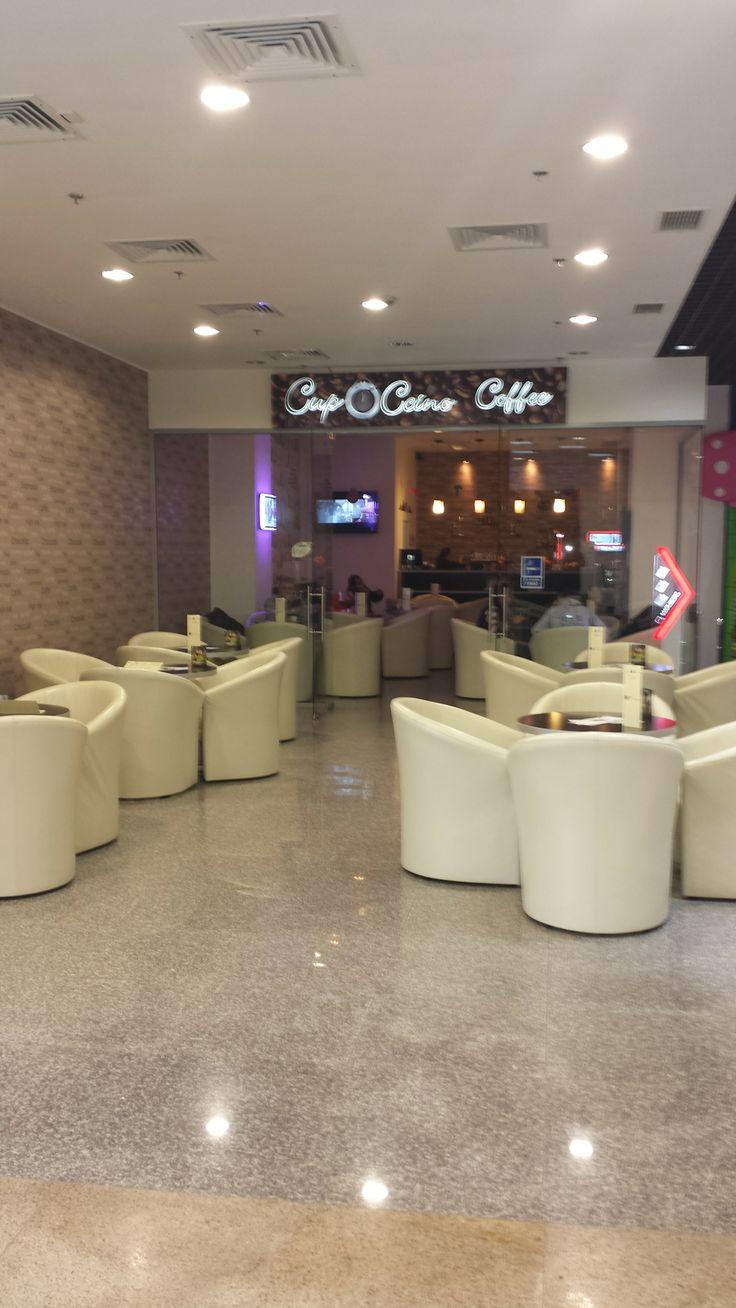 cafenea - Auchan Vitan